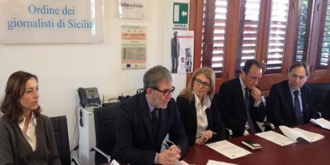 Borse di studio Cristiana Matano_ foto conferenza stampa