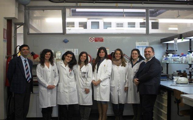 Caradonna & Luparello Lab