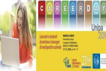 """Career Day Unipa"" 2016 al Polididattico"