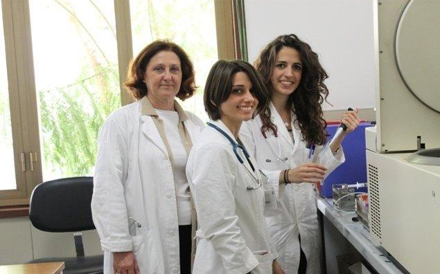 Cottone Santina, Laura Guarino e Chiara Guglielmo