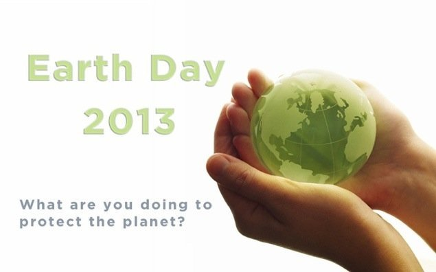 Earth Day 2013