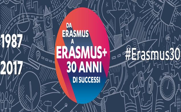 Bando Erasmus Plus per l'anno accademico 2017/2018
