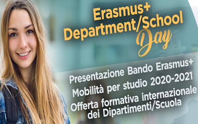 Erasmus+ Department/School Day