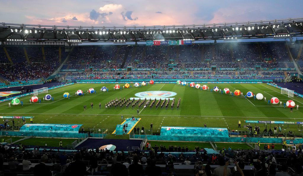 inno ufficiale di Euro 2021