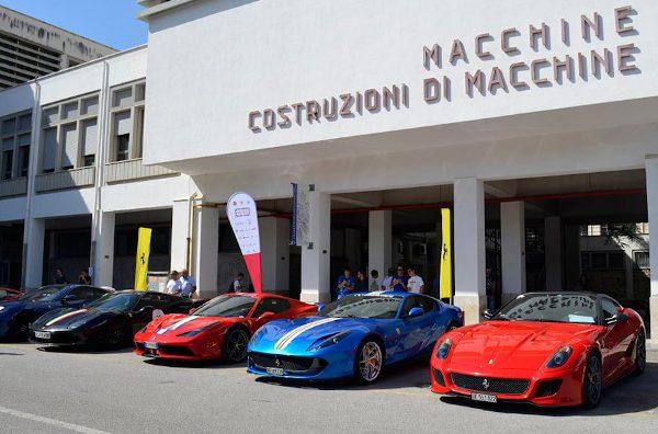 Scusa, ho parcheggiato la...Ferrari!