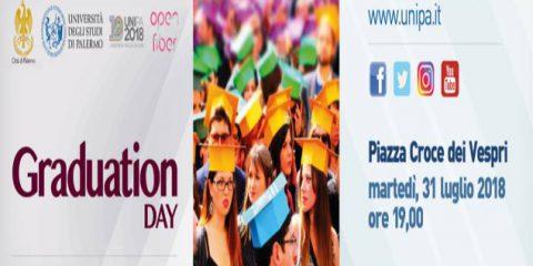 Il prossimo Graduation Day sarà il 31 luglio