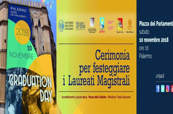 Il prossimo Graduation Day sarà il 10 novembre