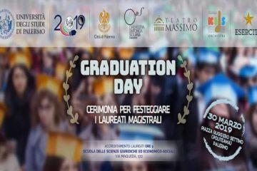 Il prossimo Graduation Day sarà il 30 marzo