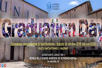 Il prossimo Graduation Day sarà il 26 ottobre