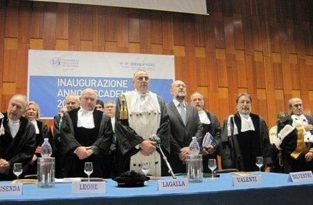 Inaugurazione Anno Accademico 2012/2013