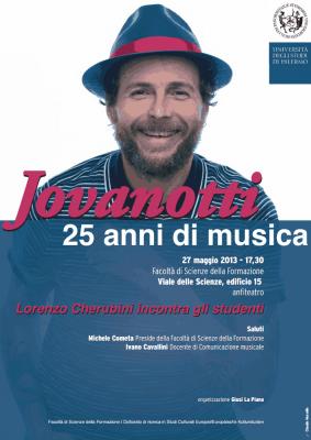 """""""Jovanotti - 25 anni di musica"""""""