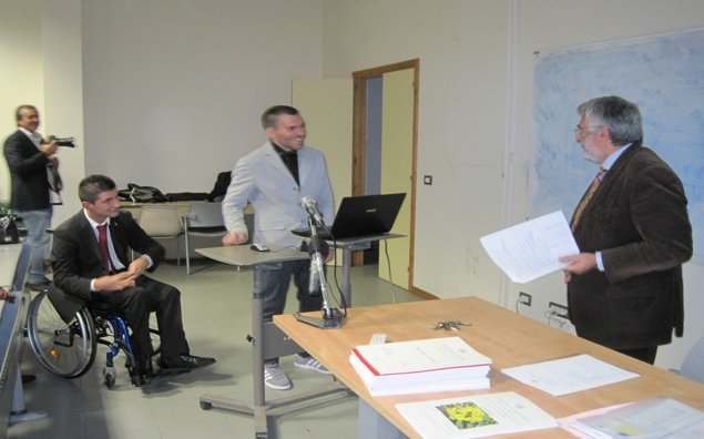 Laurea disabile
