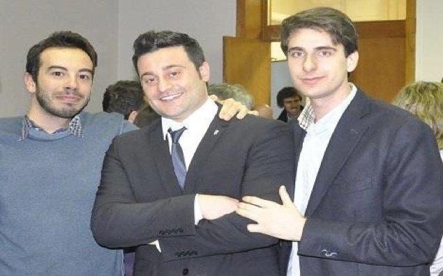 Li Vigni Vincenzo, Ferraro Vincenzo e Alessandro Tomasino