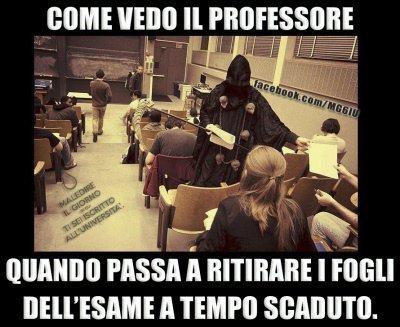 Lo studente in crisi