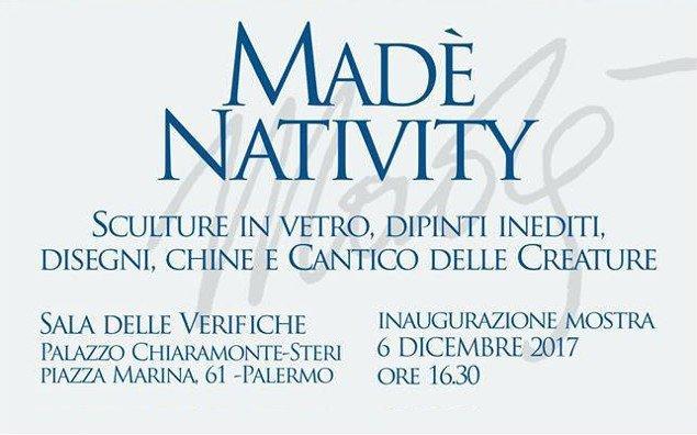 """""""Madè Nativity"""" alla Sala delle Verifiche"""
