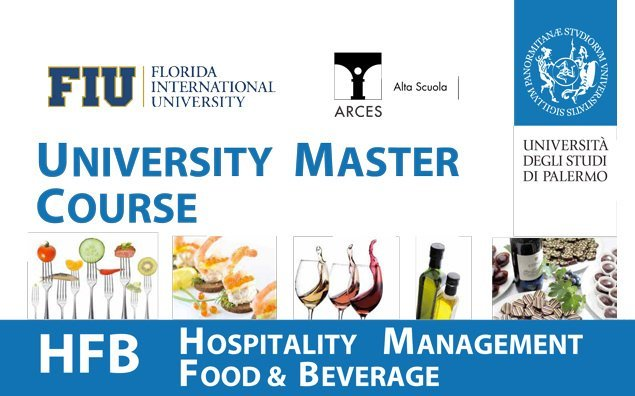 Master of Economics Hospitality and Food and Beverage