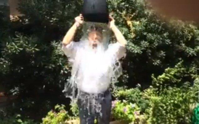 Maurizio Carta: Ice Bucket Challenge