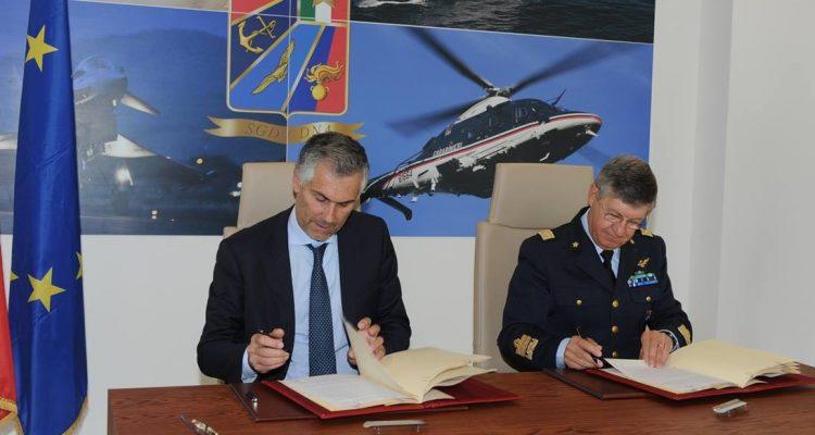 Accordo tra Unipa e Ministero della Difesa per Ricerca e Formazione