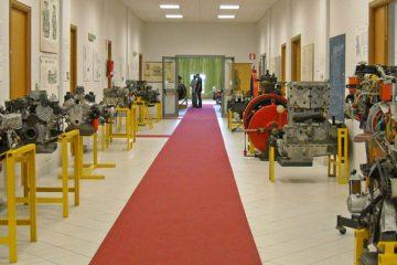 Museo Storico dei Motori e dei Meccanismi dell'Università degli Studi di Palermo