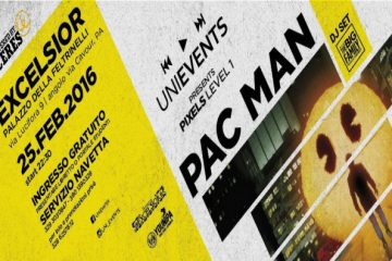 UniEvents - Pac Man