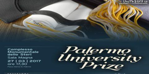 Conferito il Palermo University Prize a Giulio Taglialatela
