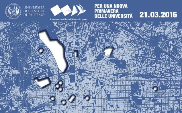 """""""Per una nuova primavera delle Università"""", studenti invitati a portare lenzuola per avere più attenzione sull'Università"""