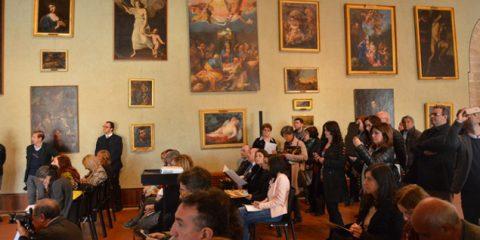 Quadreria della Regia Università di Palermo allo Steri