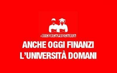 Comunicato dei Precari della Ricerca su Renzi a Palermo