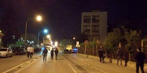 Tensione al Santi Romano, studente urla e intervengono gli artificieri