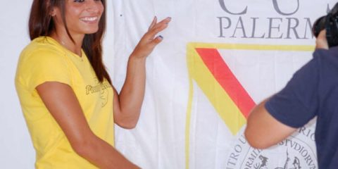 Simona La Mantia saluta prima dei Mondiali 16