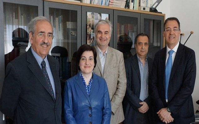 Sorbello Filippo, Silvia Franchini, Antonio Gentile, Giorgio Vassallo, Salvatore Vitabile