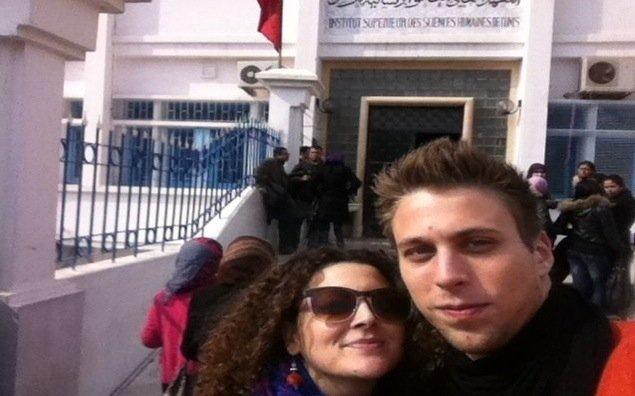 Lucia Spata e Riccardo Ricchiari