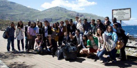 Studenti stranieri a Sferracavallo
