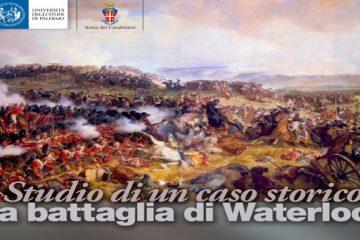 Studio di un caso storico la battaglia di Waterloo