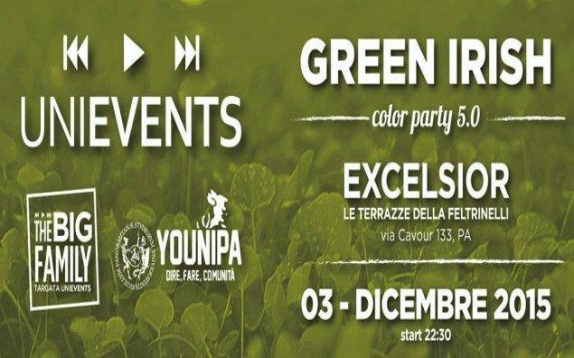 "Torna UniEvents con Younipa, giovedì ""Green Irish"" – Younipa – il ..."