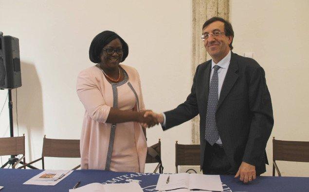 Accordo tra Unipa e l'Università della Costa d'Avorio