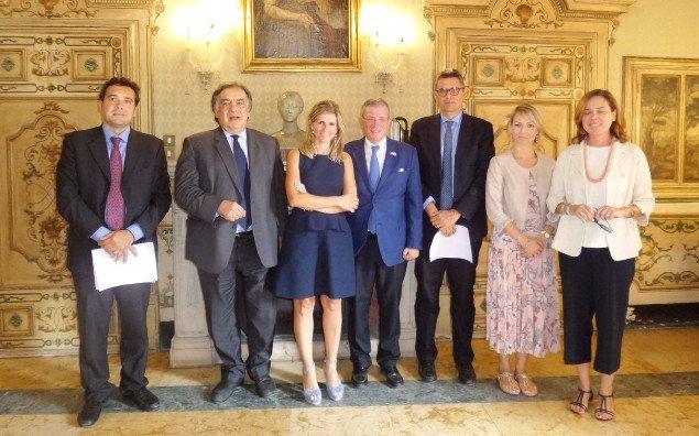Accordo tra Unipa, Anci Sicilia e Ancrel per iniziative a sostegno dei comuni