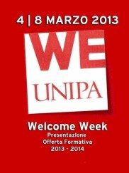 Welcome Week 2013
