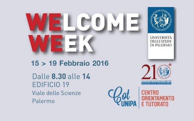 """Welcome Week"""