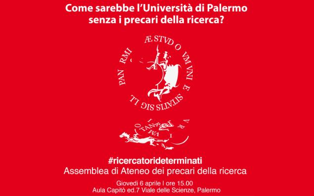 Oggi assemblea di Ateneo dei precari della ricerca, assegnisti, borsisti e dottorandi Adi