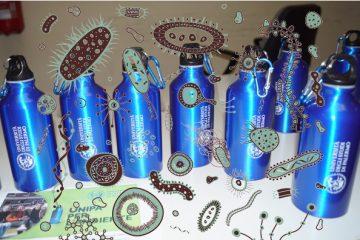 Evviva le borracce ma attenti ai batteri!