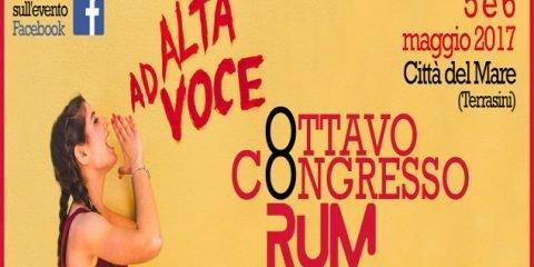 """A Città del Mare si è svolto """"Ad alta voce!"""", il congresso della RUM"""