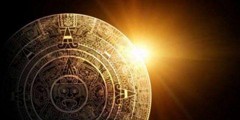 Sun and Maya calendar