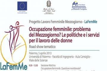 Foto seminario sul Mezzogiorno