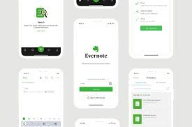 Evernote: Where less could be more - Muzli - Design Inspiration