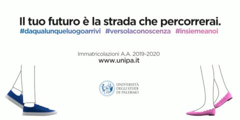 Campagna immatricolazioni 2019/2020