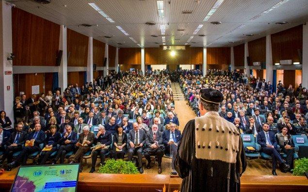 """Micari all'inaugurazione dell'anno accademico: """"Futuro dei giovani è quello di tutti"""""""