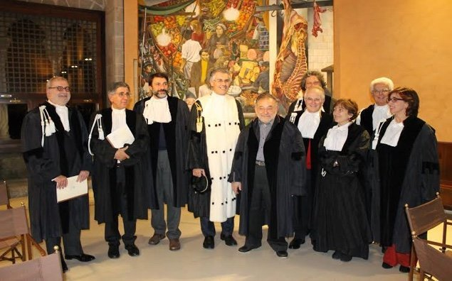 laurea honoris causa boncinelli