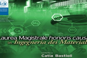 Laurea honoris causa a Catia Bastioli