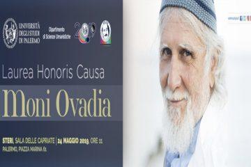 Laurea honoris causa a Moni Ovadia
